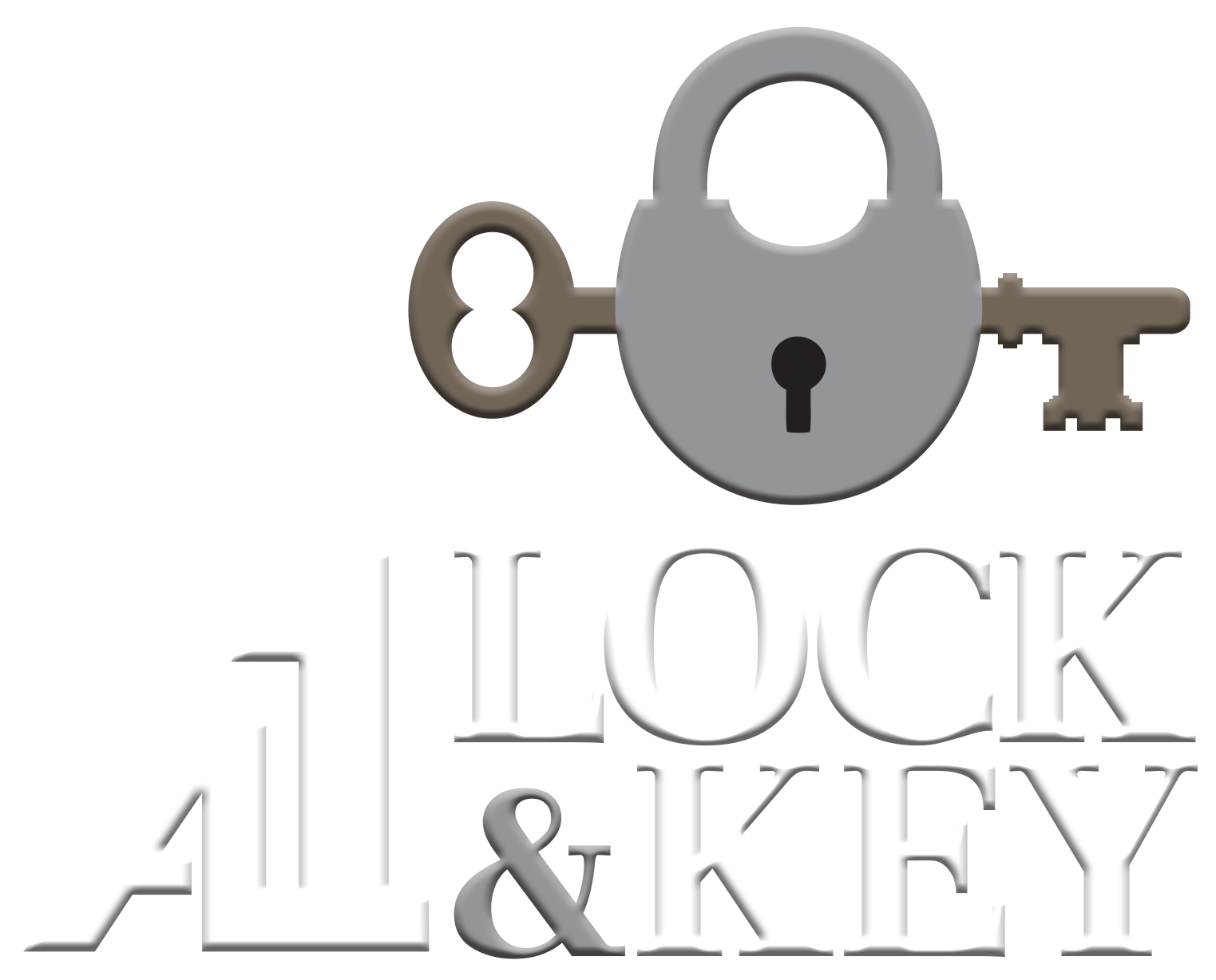 A1 Lock Key Logo
